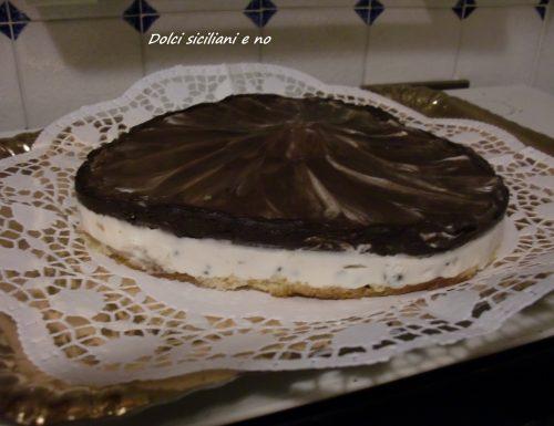 """Torta """" Cuore per Santa Rosalia """""""