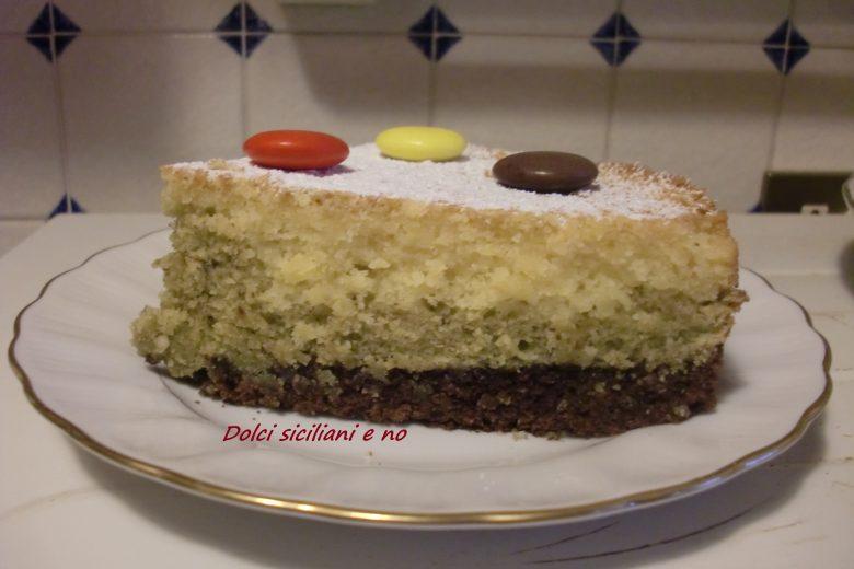 """Torta """" Tre gusti """""""
