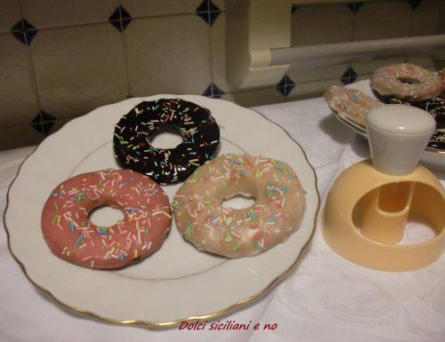 Finti Donuts ciambelle di frolla