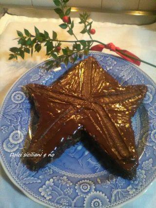 Torta A Forma Di Stella Di Natale.Torta A Forma Di Stella Di Natale Dolci Siciliani E No