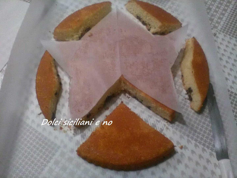 Torta Stella Di Natale.Torta A Forma Di Stella Di Natale Dolci Siciliani E No