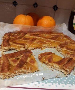 Crostata con miele di melata
