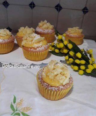 Cupcakes mimosa