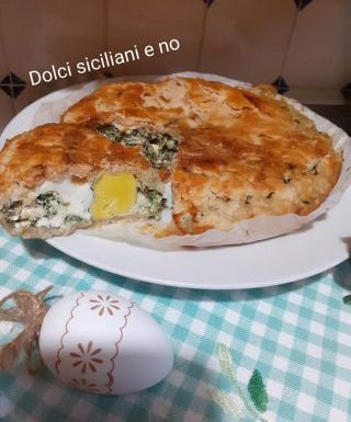 Torta Pasqualina salata