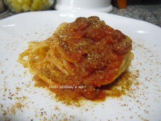 "Spaghetti a "" sfinciuni """
